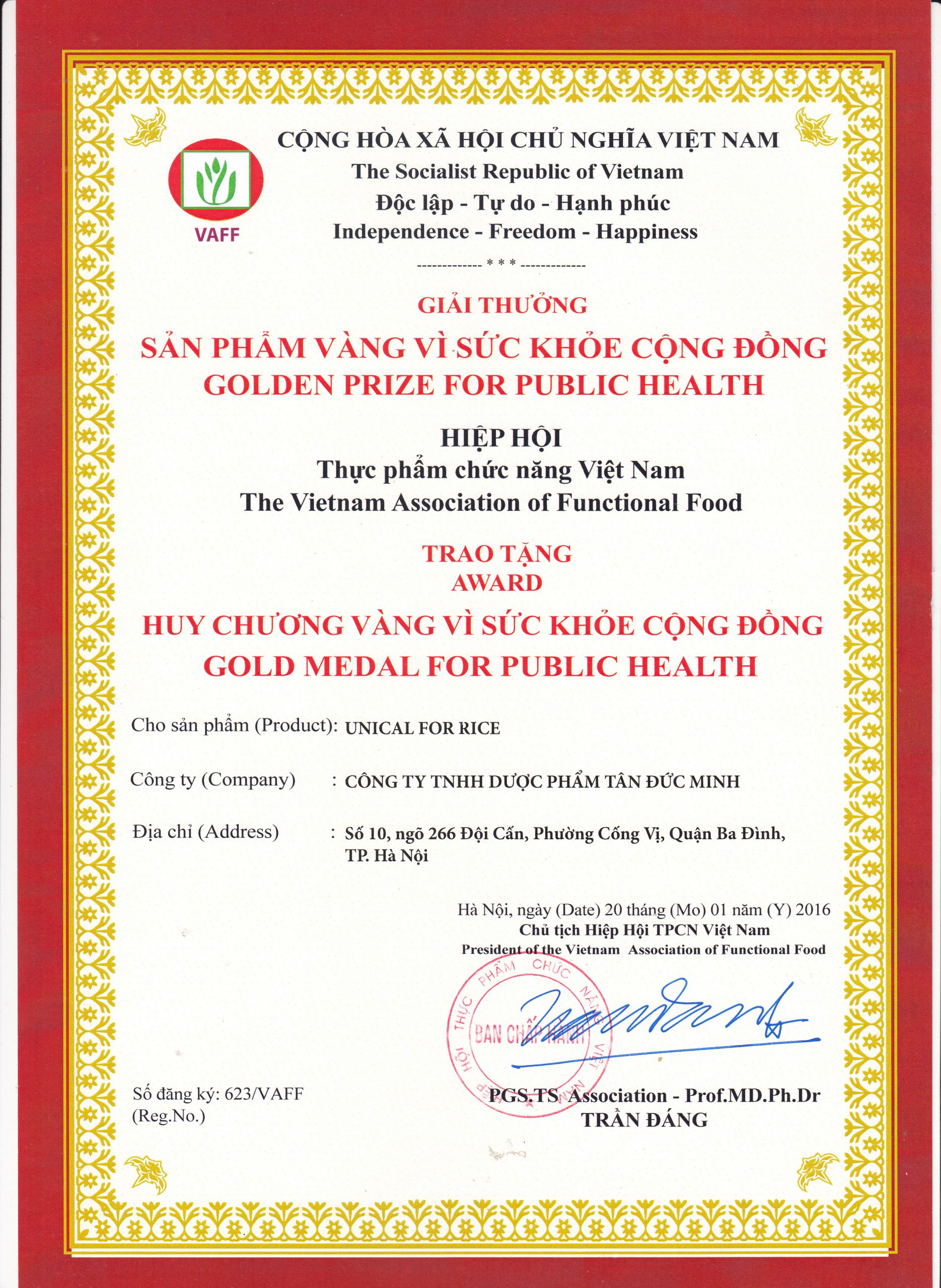 Bang chung nhan SPV vi SK cong dong scaled 1